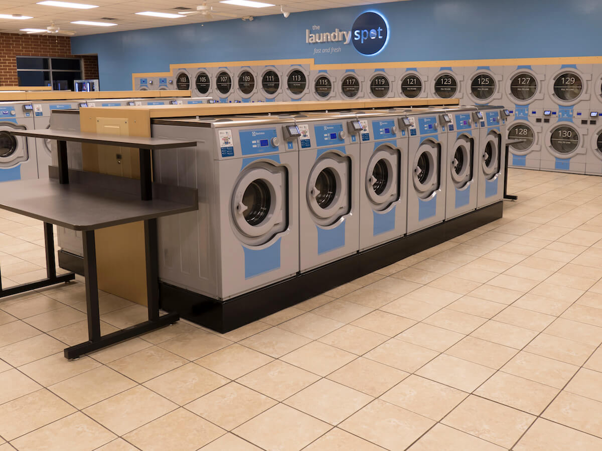 Coin Laundry Equipment - Teeters Products - Commercial