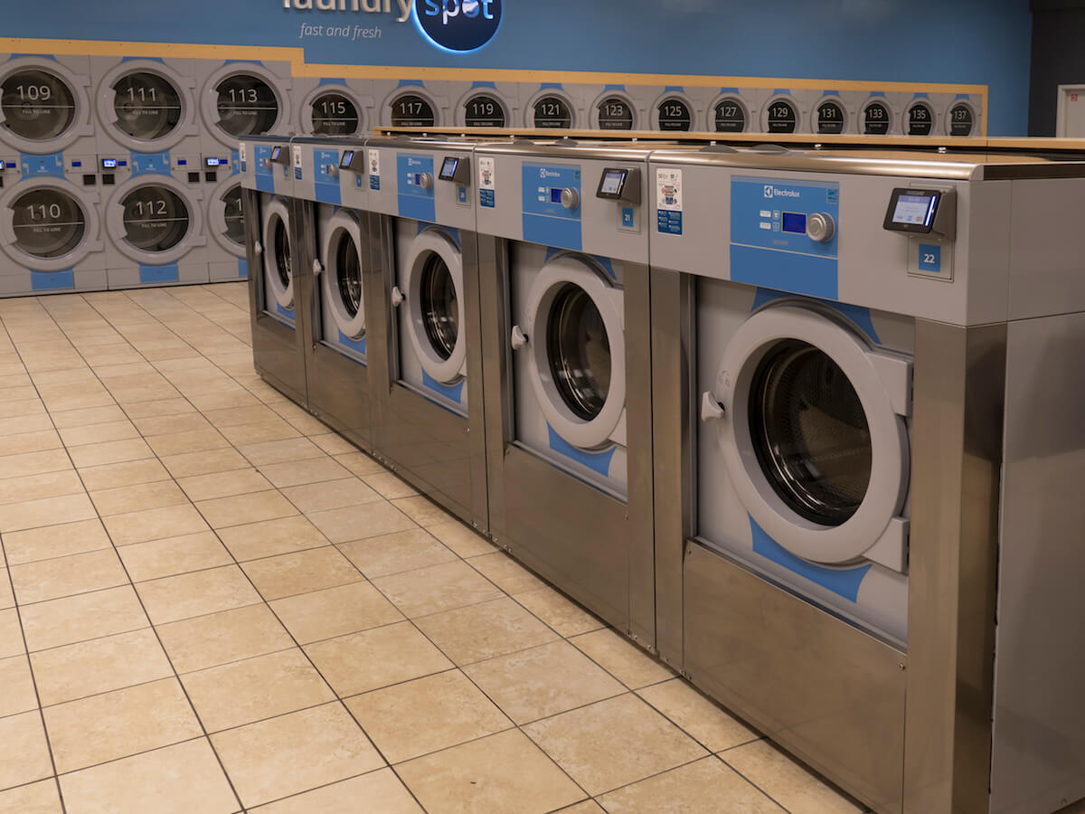 Coin Laundry Equipment Teeters Products Commercial